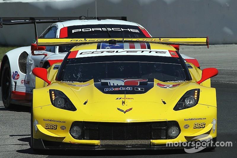 Corvette rues Porsche strategy focus that allowed Ford win