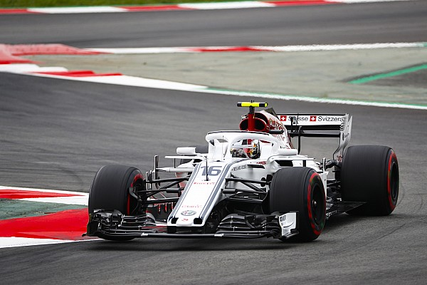Verkehrte Welt bei Sauber: Ericsson will von Rookie Leclerc lernen