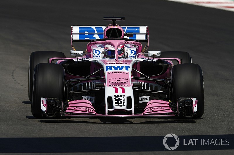 "Force India car requiring ""too many compromises"" - Perez"