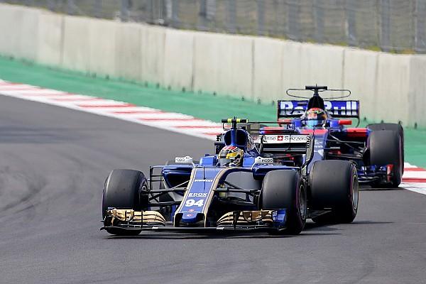 A Sauber új alkatrészekkel oldaná meg Wehrlein