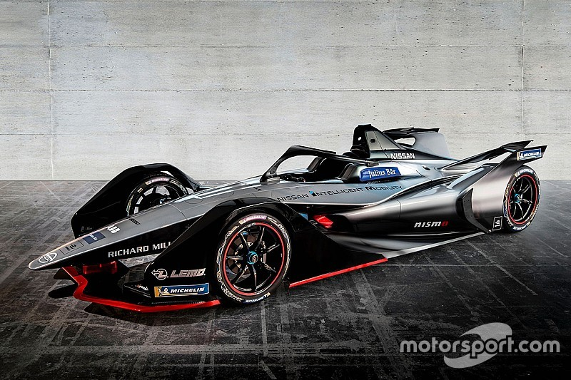 Nissan Unveils Livery For   Formula E Entry