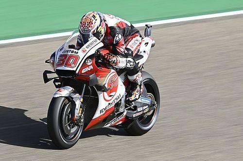 MotoGPテルエル予選速報:中上貴晶、日本人16年ぶりのポールポジションを獲得!