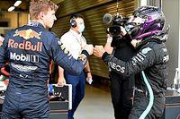 """Verstappen: """"Hamilton'a ceza puanı verilmesi doğru değil"""""""