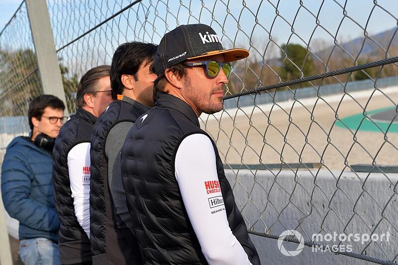 Alonso probará para McLaren como parte de un nuevo rol de embajador del equipo