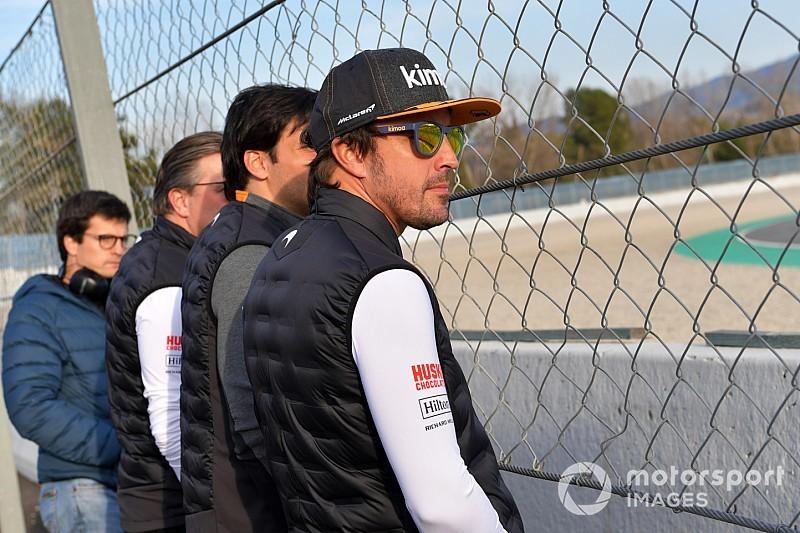 Alonso veut rester impliqué en F1,