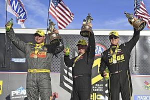 B. Torrence, Hagan, Coughlin Jr. win NHRA Arizona Nationals