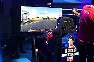 El chileno Rubilar gana el evento de París de Gran Turismo World Championship