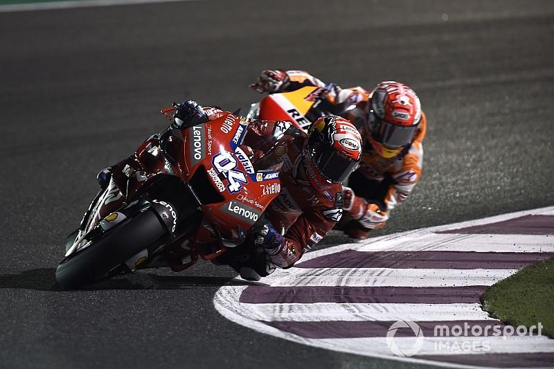 Galería: El Gran Premio de Qatar de MotoGP