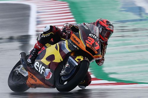 Moto2 | Misano, Libere 1: Fernandez precede Bulega sul bagnato