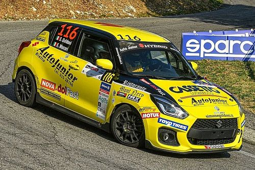 Suzuki Rally Cup: al 1000 Miglia trionfa Goldoni ed è Campione