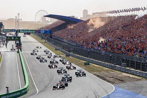Legenda Formula 1 Sebut Gila Kalender Musim 2022