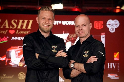 """Jan Magnussen: 2021 était la """"dernière chance"""" de rouler avec Kevin"""