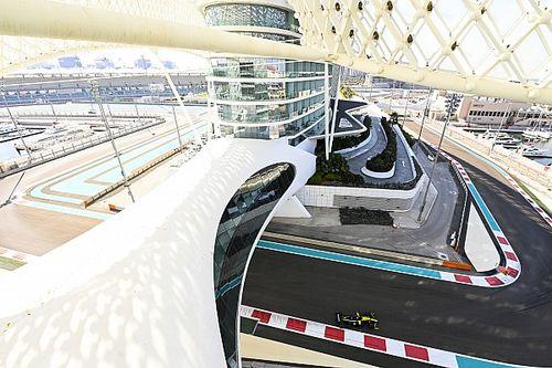 Alonso enthousiasmé par le nouveau tracé d'Abu Dhabi