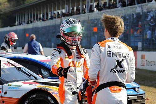 【スーパーGT】悔しい……坪井翔&36号車トムス一歩及ばす2位「でも幸先良いスタートが切れた」