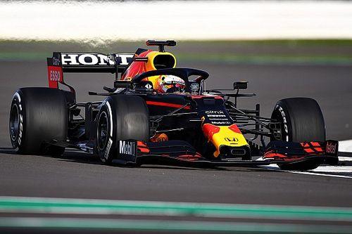 Videó: Először pályán a 2021-es Red Bull!