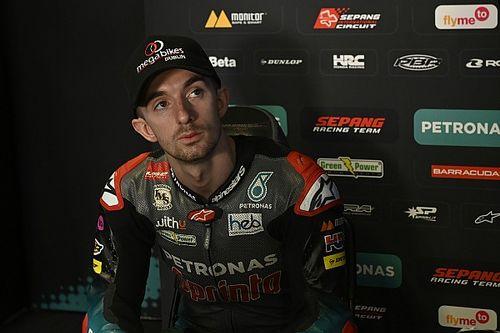 John McPhee, Pembalap Berlabel Nasib Sial
