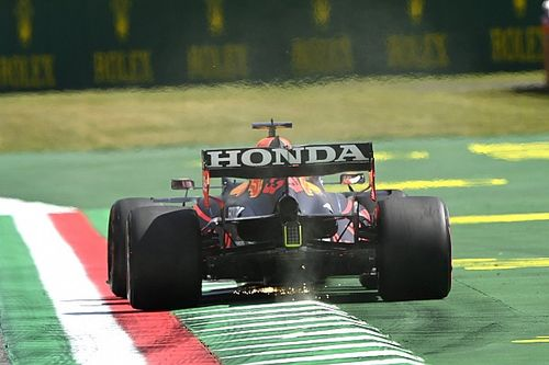 Red Bull Racing w odwrocie