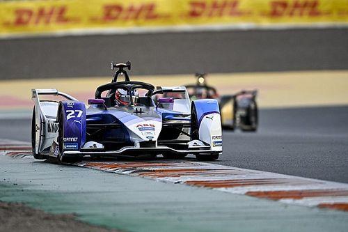 Formula E: Dennis in pole a Valencia per l'E-Prix II
