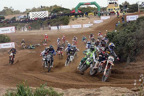 Sembuh dari Covid-19, Prado Menangi Motocross Sardinia