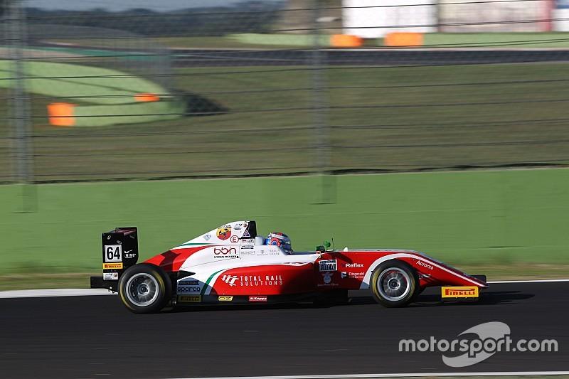 Olli Caldwell si impone in una Gara 1 avvincente a Vallelunga