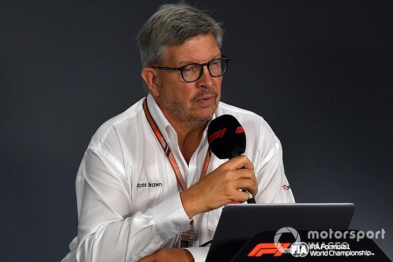 """布朗对F1改革进程过慢""""缺乏耐心"""""""