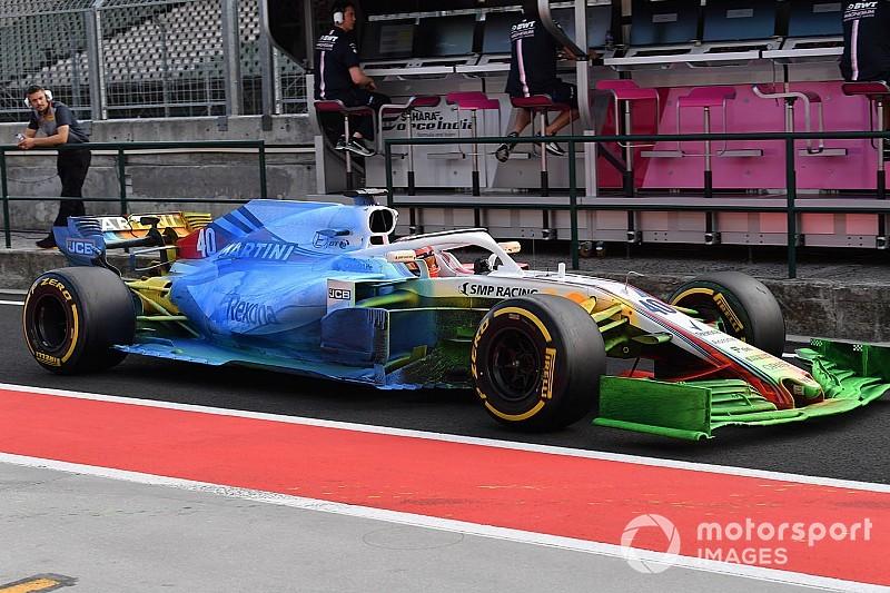Resumen técnico de F1: Cómo Williams se hundió hasta el fondo