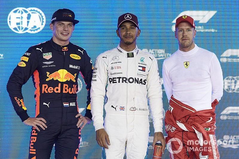 Verstappen paling ditakuti Hamilton-Vettel
