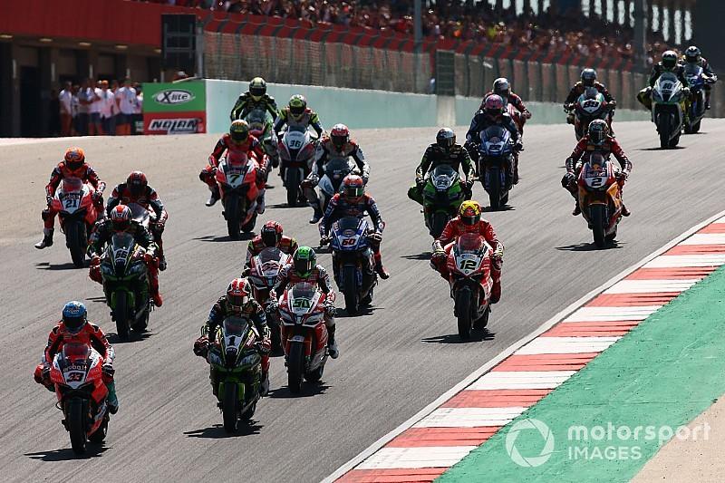 Format tiga balapan pada World Superbike 2019