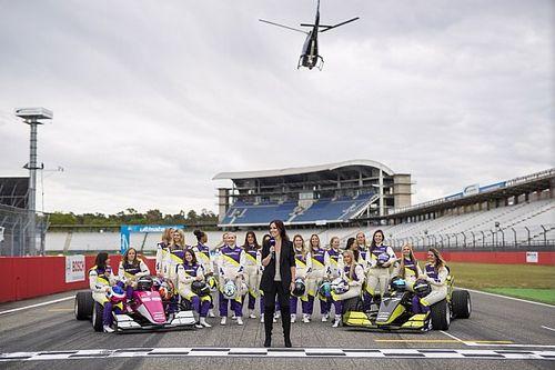 Jövőre a Hungaroringre is ellátogat a W Series az F1 betétsorozataként