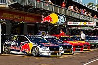 Supercars quarantine rules set for Darwin