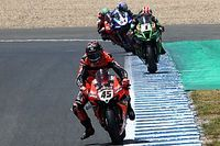 Victoria y exhibición de Redding en la última carrera en Jerez