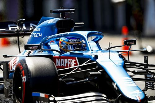 Alonso: Unfair that drivers causing red flags keep grid positions