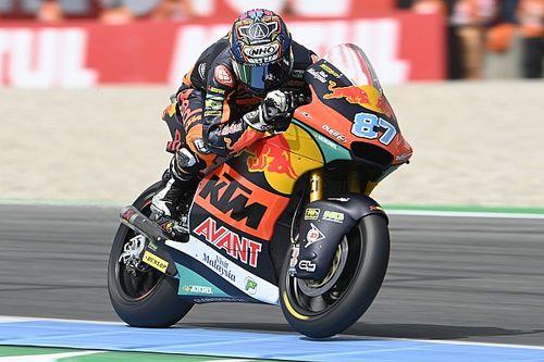 Remy Gardner, Pemimpin Moto2 yang Tak Tergoyahkan