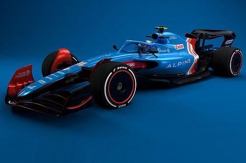 La F1 2022 s'habille avec les livrées des écuries