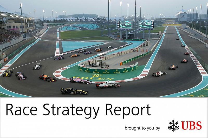 Стратегічний огляд ГП Абу-Дабі: однакові піт-стопи - різні результати