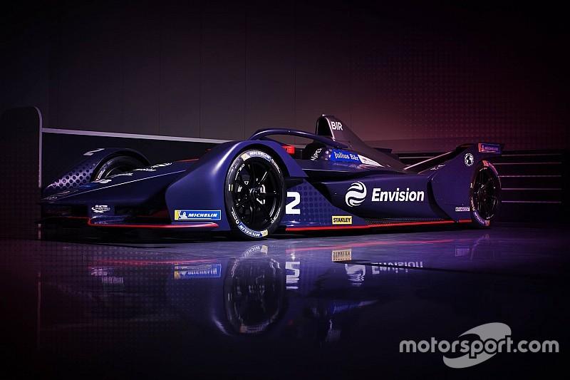 Sam Bird-Robin Frijns perkuat Virgin Racing