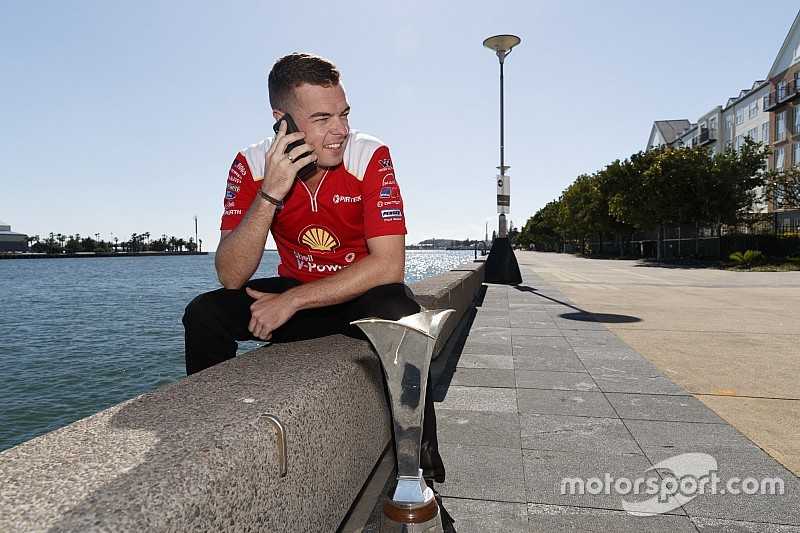 McLaughlin crams 40 McNuggets into Supercars trophy