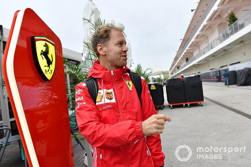 Sebastian Vettel widerspricht: Zusammenarbeit bei Ferrari ist gut