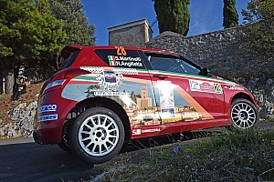 Rally Gara  Suzuki Rally Trophy: al Rally Roma Capitale successi per due