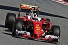 Vettel lidera los primeros libres en Barcelona con doblete de Ferrari