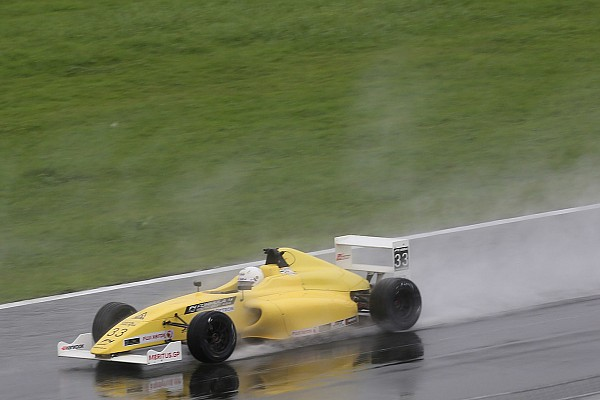 Clark F4: Gowda takes Race 4 podium, named 'Star Driver' of the weekend