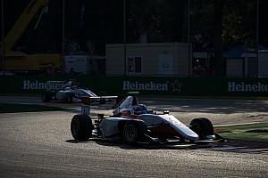 جي بي 3 تقرير السباق دي فريز يحرز فوزه الأوّل ولوكلير يصطدم بزميله