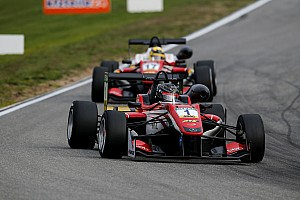 F3 Europe Race report Hockenheim F3: Stroll heads Prema 1-2-3-4 after contact with Gunther