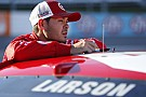 Larson tops final Cup practice at Martinsville