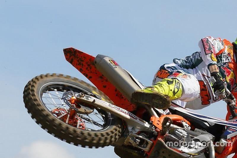 Cairoli torna grande sulla 450 e vince la qualifiche in Svizzera