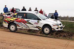РАЛЛИ Отчет о гонке Топоров выиграл Ралли Пушкинские горы