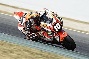 Moto2 Actualités Marini forfait pour le Grand Prix d'Allemagne