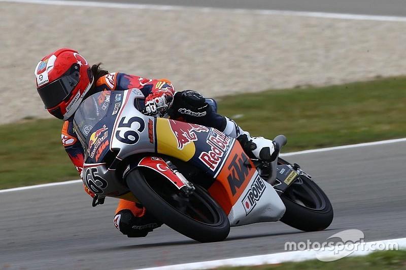 Red Bull Rookies Cup: Brno'daki ilk yarışta zafer Can Öncü'nün!