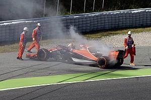 F1 Noticias de última hora Para McLaren, permitir solo tres motores por año