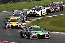 Blancpain Sprint Winkelhock, Stevens lead Audi 1-2-3-4 in Zolder main race